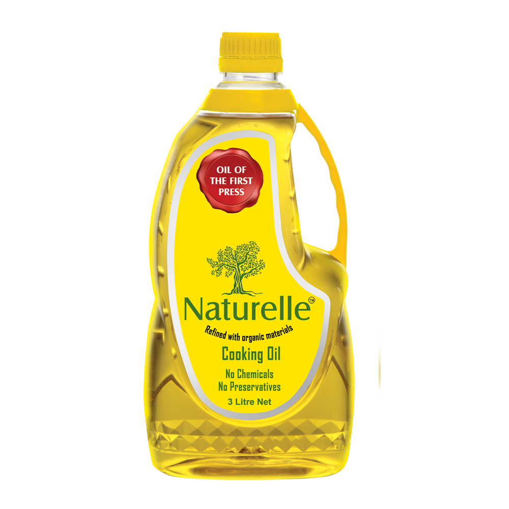 Cooking Oil Bottle | 3 Ltr
